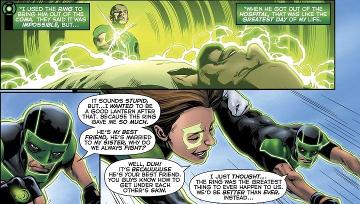 Green Lanterns: Renacimiento #3