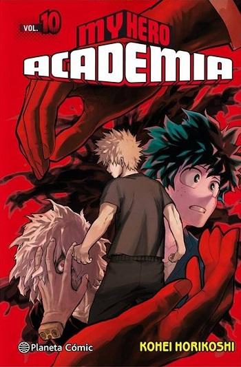 My Hero Academia #10