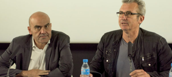 Rafael Portela y Mariano Barroso