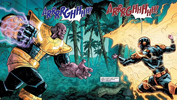 Thanos: La Cantera de Dioses