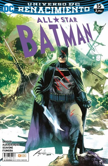 All-Star Batman #15
