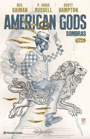 American Gods: Sombras #5