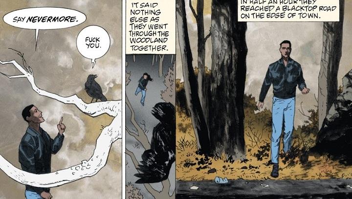 American Gods: Sombras #7