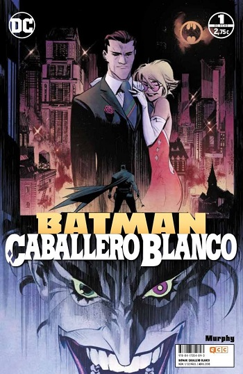 Batman: Caballero Blanco #1