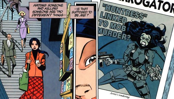 Batman / La Cazadora: El Reclamo de la Sangre