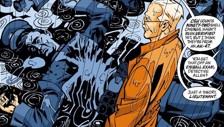 Grandes Autores de Batman: Greg Rucka - Nueva Gotham Vol. 1