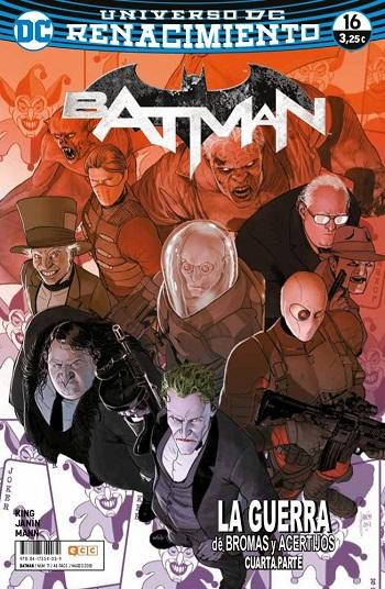 Batman: Renacimiento #16