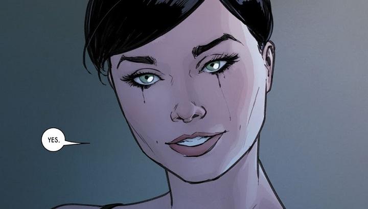 Batman: Renacimiento #17