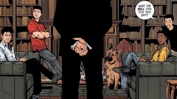 Batman: Renacimiento #18