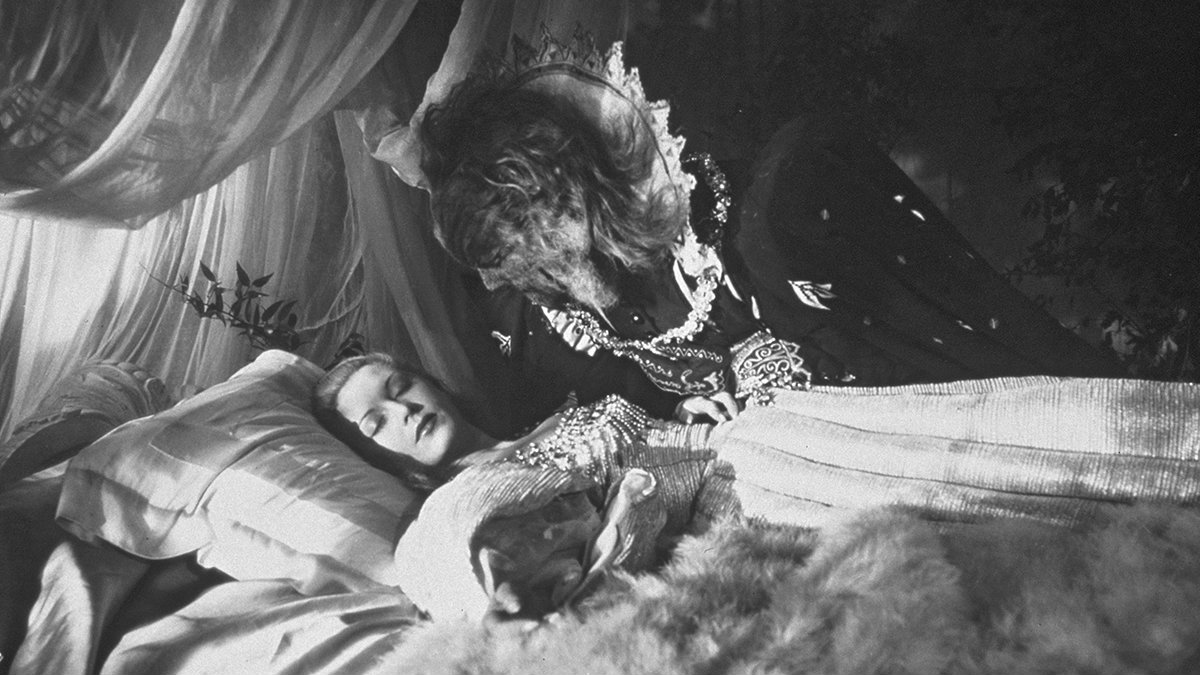 Jean Marais y Josette Day