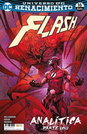 Flash: Renacimiento #16