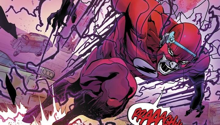 Flash: Renacimiento #18