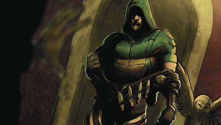 Green Arrow: Renacimiento #8