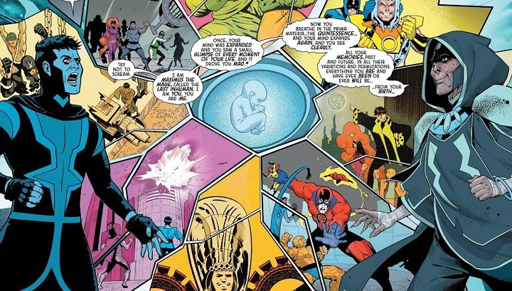 Inhumanos: Familia Real #46 (#9)