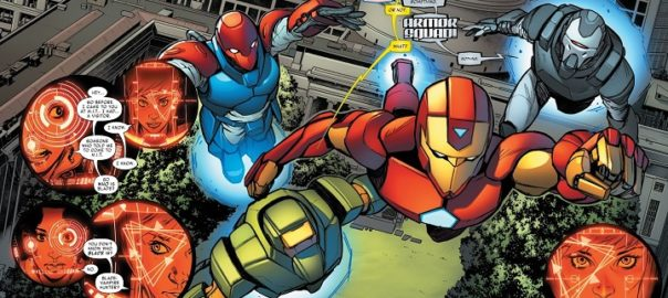 El Invencible Iron Man #92