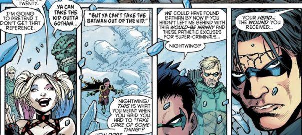 Noches Oscuras: La Resistencia de Gotham