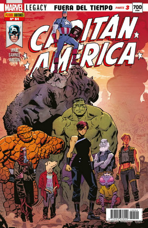 Capitán América #94 (#700)