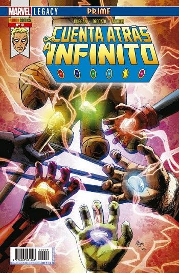 Cuenta Atrás a Infinito #0