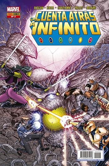 Cuenta Atrás a Infinito #2