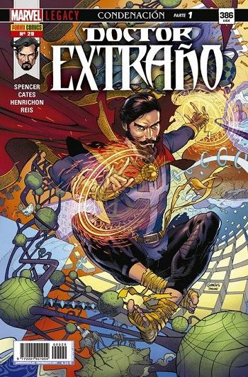 Doctor Extraño #29