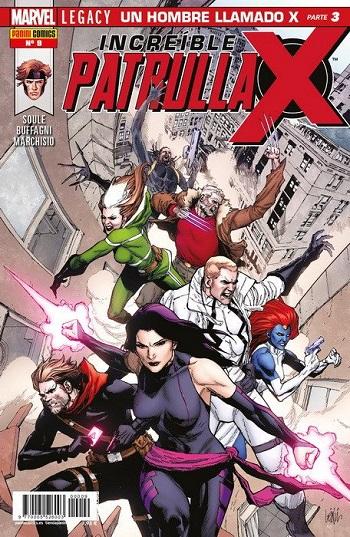 Increíble Patrulla-X #9