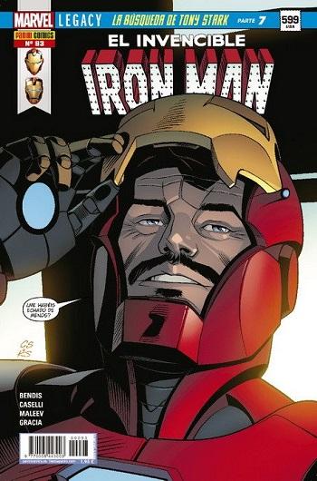 El Invencible Iron Man #93