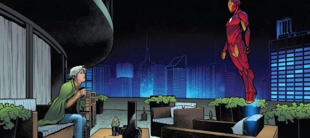 Invencible Iron Man #93