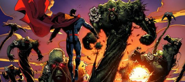 Superman y La Cosa del Pantano
