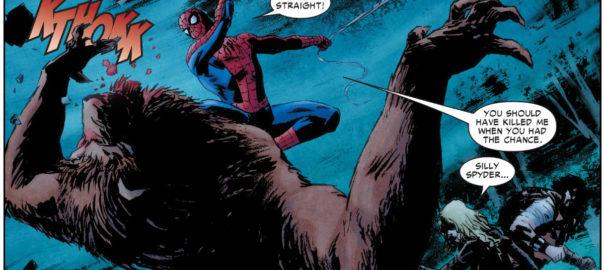 El Asombroso Spiderman: Cacería macabra