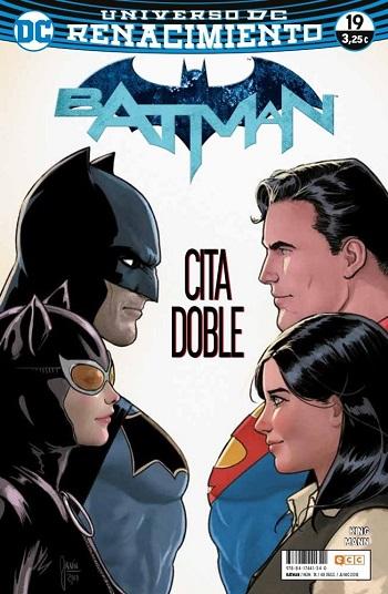 Batman: Renacimiento #19
