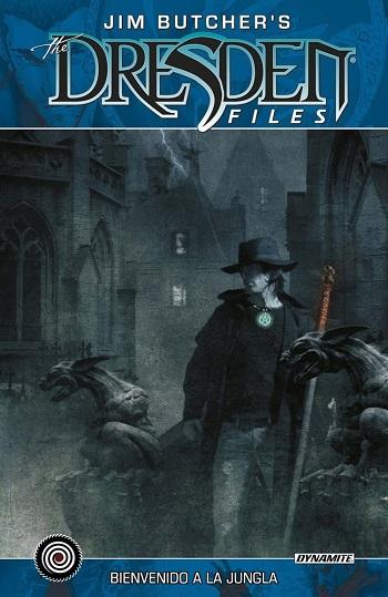 The Dresden Files #1: Bienvenido a la Jungla