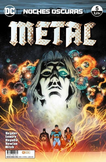 Noches Oscuras: Metal #5