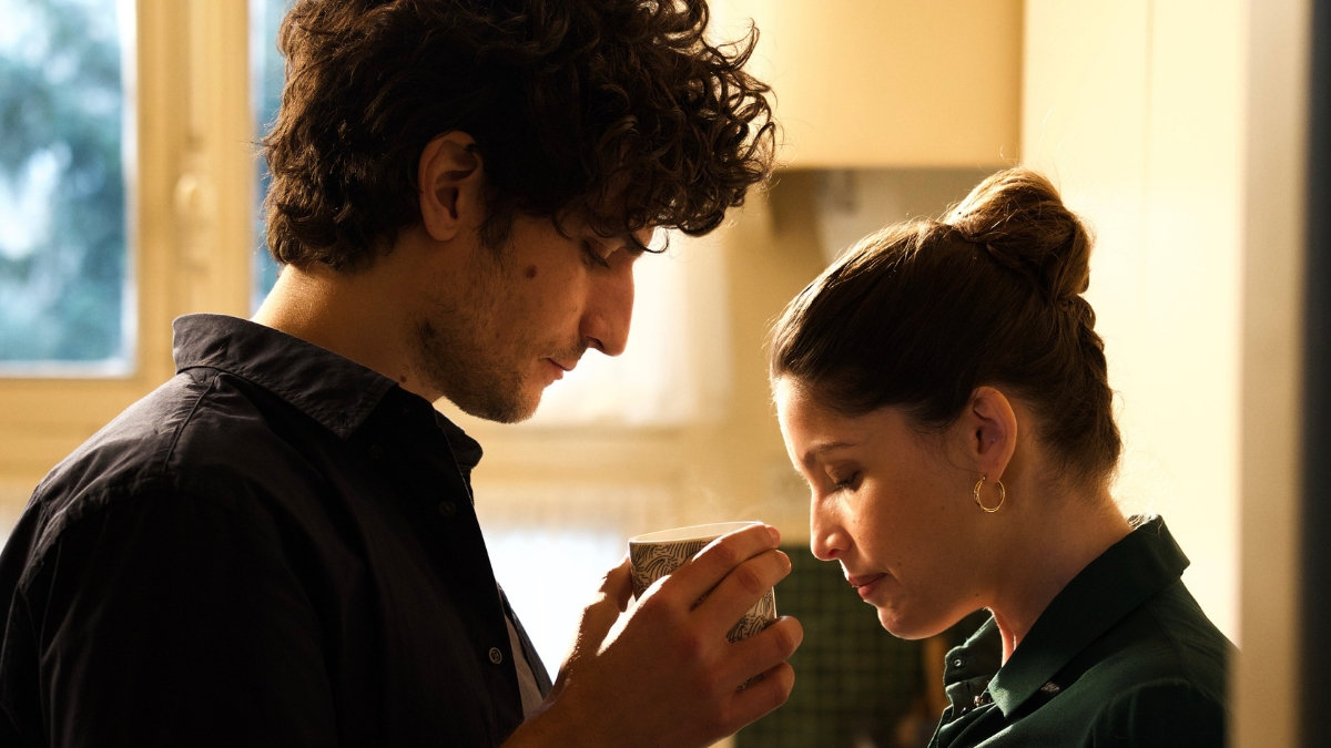 Louis Garrel y Laetitia Casta