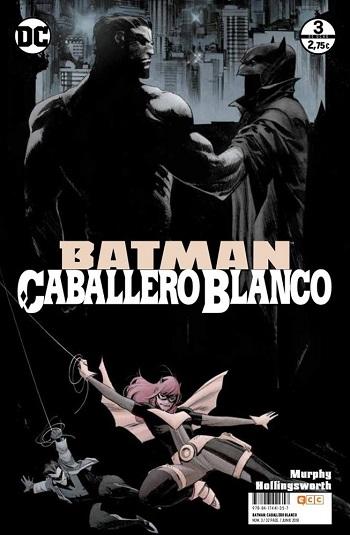 Batman: Caballero Blanco #3