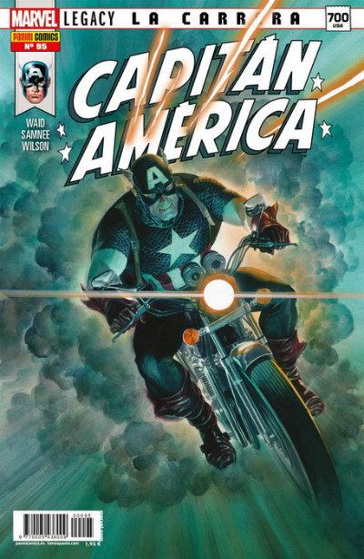 Capitán América #95