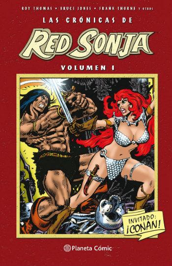 Las crónicas de Red Sonja