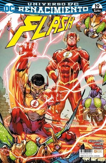 Flash: Renacimiento #19