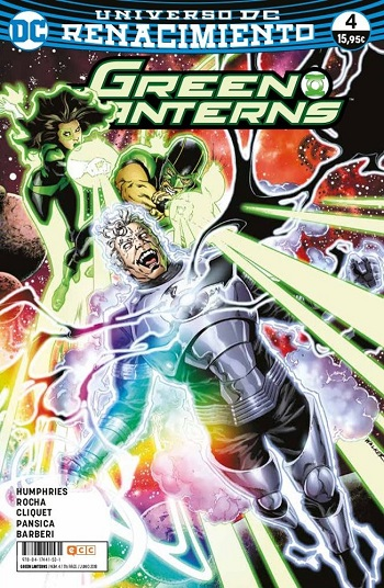 Green Lanterns: Renacimiento #4