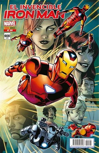 El Invencible Iron Man #94