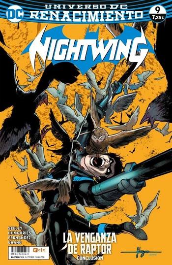 Nightwing: Renacimiento #9