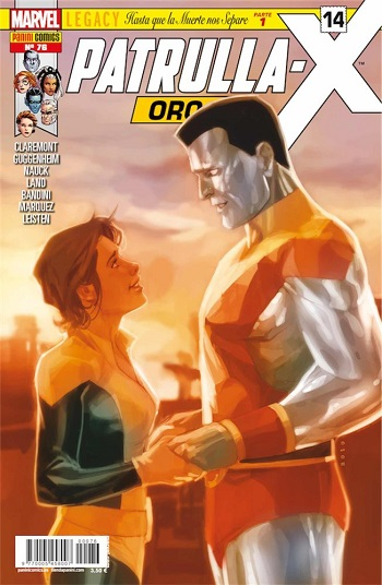 Patrulla-X Oro #76 (#14)