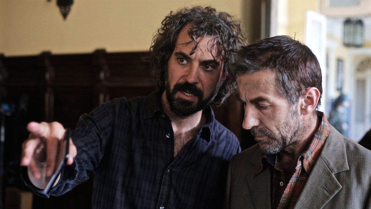 Álvaro Brechner y Antonio de la Torre