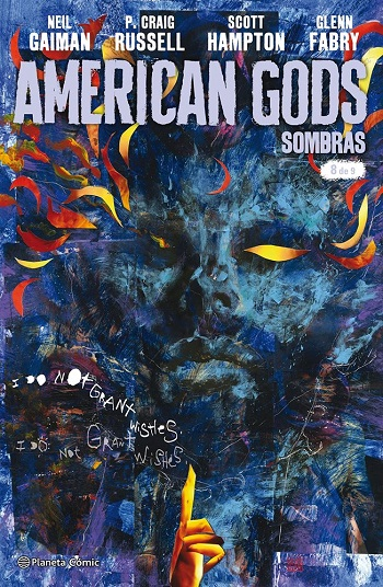 American Gods: Sombras #8