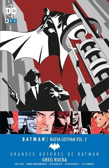 Grandes Autores de Batman - Greg Rucka: Nueva Gotham vol. 2