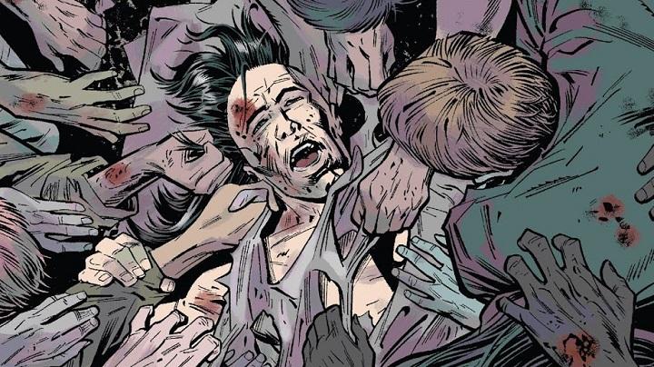 Búsqueda de Lobezno. Las Garras del Asesino #1