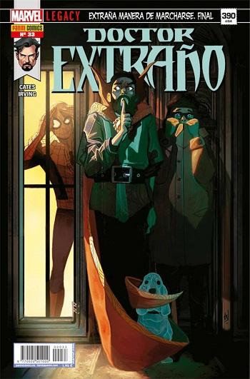 Doctor Extraño #33