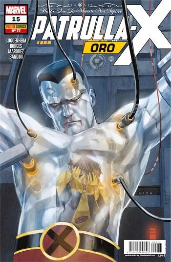 Patrulla-X Oro #77 (#15)