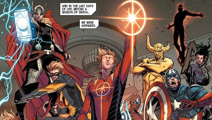 Los Vengadores: El Último Evento Blanco
