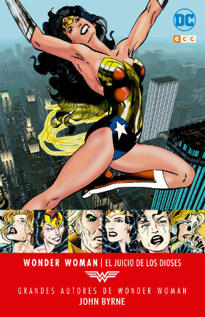 Wonder Woman, de John Byrne