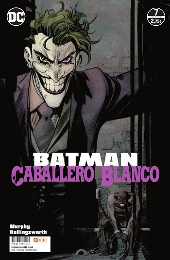 Batman: Caballero Blanco #7